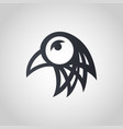 eagle logo icon vector image