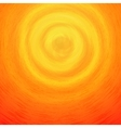 Gold Summer Circles vector image vector image