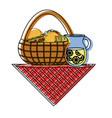 picnic vector image vector image