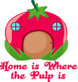 Where Pulp Is vector image vector image