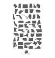set us states vector image