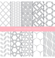 abstract patterns background for web vector image