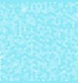 abstract blue 3d hexagonal pattern geometric vector image
