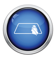 Wipe car window icon vector image