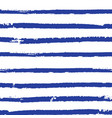 sailor striped seamless pattern vector image