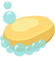 Soap Cartoon Isolated vector image