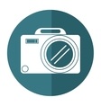 photo camera picture image shadow vector image