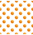 plain biscuit pattern seamless vector image vector image