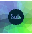 triangles sale vector image