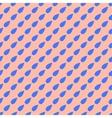Drops geometric seamless pattern 2110 vector image