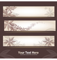 Set of abstract background vector image