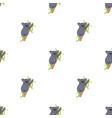australian koala icon in cartoon style isolated on vector image