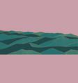 gold mountain wallpaper design vector image