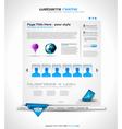 Hightech website
