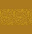 wallpaper background pattern soccer football vector image vector image