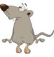 Rat cartoon vector image vector image