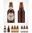 Beer bottle icon vector | Price: 3 Credits (USD $3)