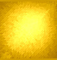 sun summer yellow background vector image