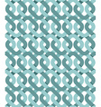Interweaving seamless pattern Abstract background vector image vector image