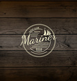 Mariner club badges logos and labels for any use vector image vector image