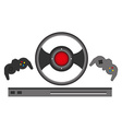 Game controller vector image vector image