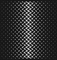 Monochrome halftone diagonal ellipse pattern