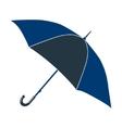 umbrella rain awning vector image vector image