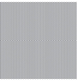 Big seamless black pattern triangles on white vector image
