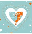 Be still my Love vector image vector image