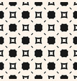 abstract funky geometric seamless pattern vector image