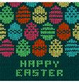 Easter Jumper vector image vector image