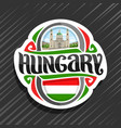 Logo for hungary