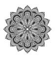 Mandala Oriental pattern islam arabic Indian vector image vector image