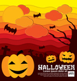 Halloween Concept EPS10 vector image vector image
