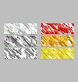 modern seamless random diagonal stripe pattern vector image vector image
