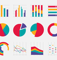 Collection of business diagrams charts