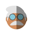 People face old man icon image