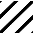 black stripes pattern vector image