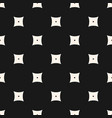 geometric seamless pattern simple squares texture vector image vector image
