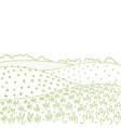 rural fields landscape countryside landscape