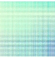 Turquoise background in small cells vector image vector image