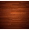 Dark Parquet Seamless Wooden Stripe Mosaic Tile vector image