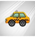 vehicle icon design vector image vector image
