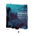 dark cobalt blue watercolor background vector image