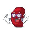 geek spleen character cartoon style vector image vector image