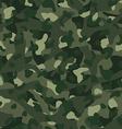 Green mountain disruptive camouflage seamless vector image vector image