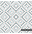 Geometric colorful pattern - seamless background vector image vector image
