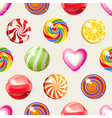 candy seamless vector image vector image
