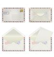 wide envelope vector image