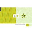 food patterns fruit light green apple vector image vector image